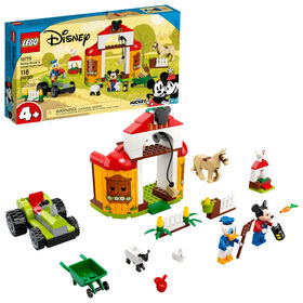 LEGO Mickey and Friends Mickey Mouse and Donald Duck's Farm 10775