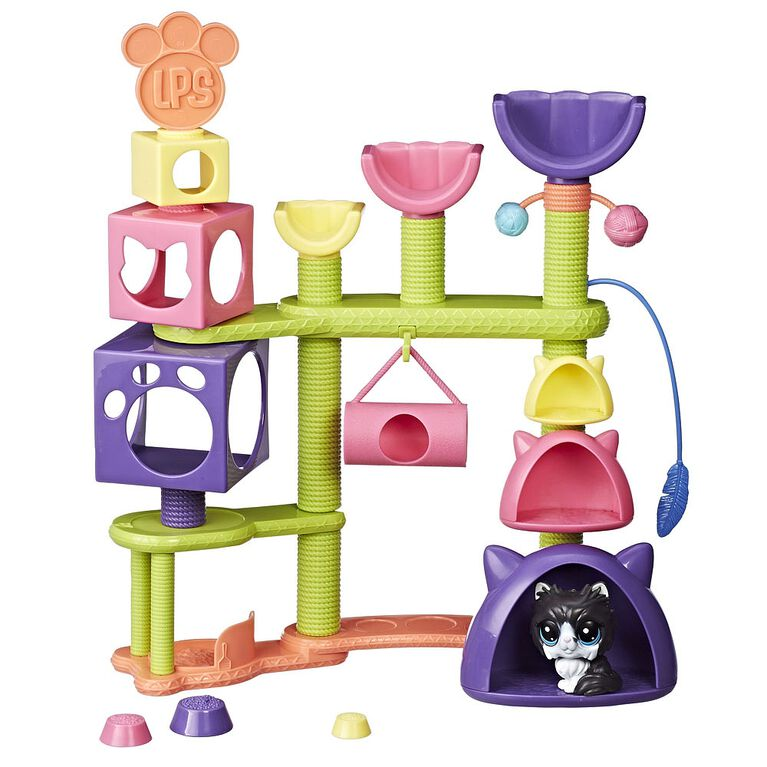 Littlest Pet Shop - Cache à chats.