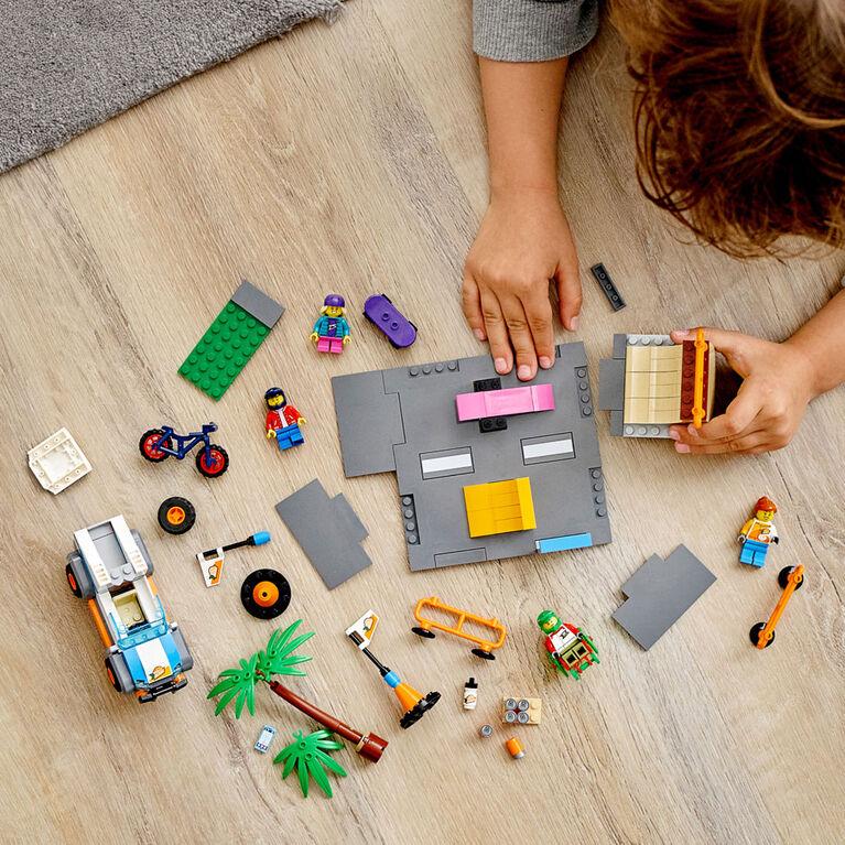 LEGO My City Le skatepark 60290