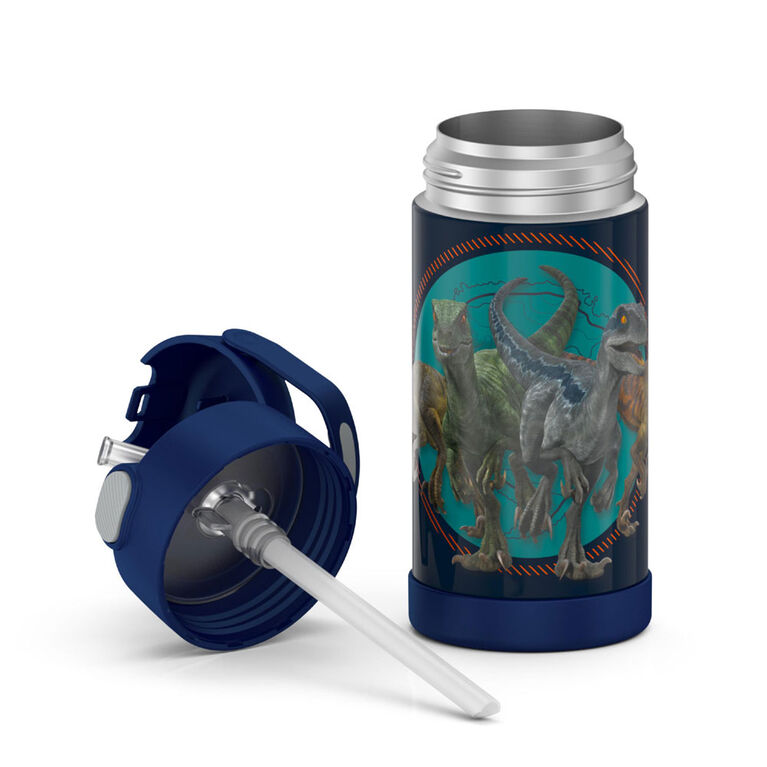 Bouteille Funtainer de Thermos, Jurassic World, 355ml