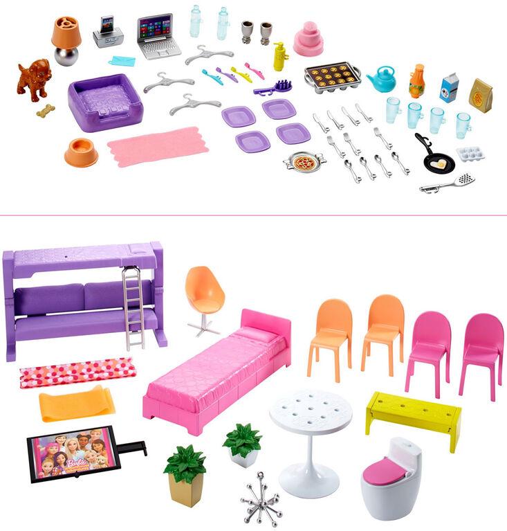 Barbie - Maison de rêve.