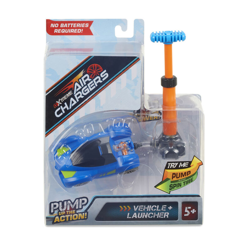 Air Chargers Vehicle and Launcher- Vehicle #3
