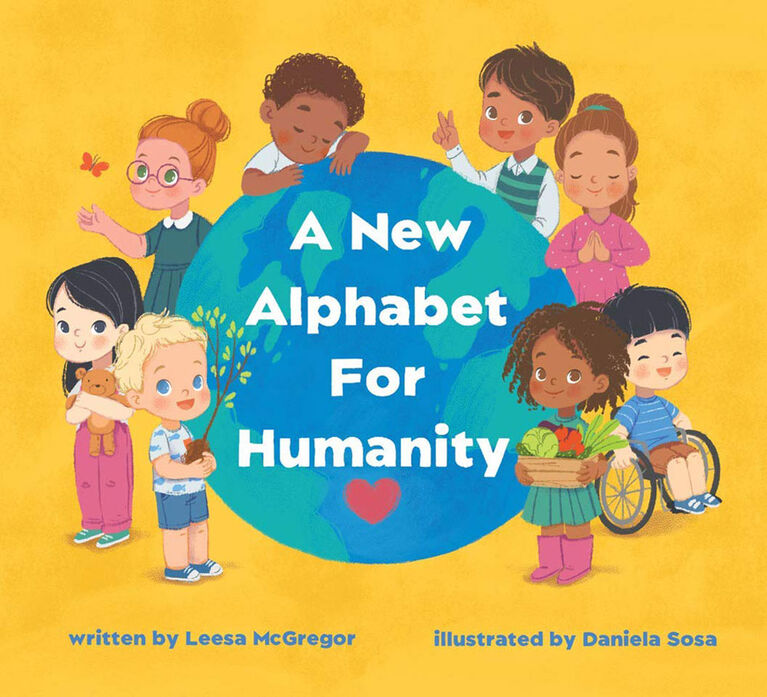 A New Alphabet For Humanity - Édition anglaise