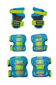 Flybar AERO Coude Genou et Protège-poignets Ensemble de Sécurité junior pour enfants de 5 à 10 ans