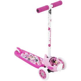 Huffy Disney Minnie Mouse - Trottinette à 3 roues  - Notre exclusivité