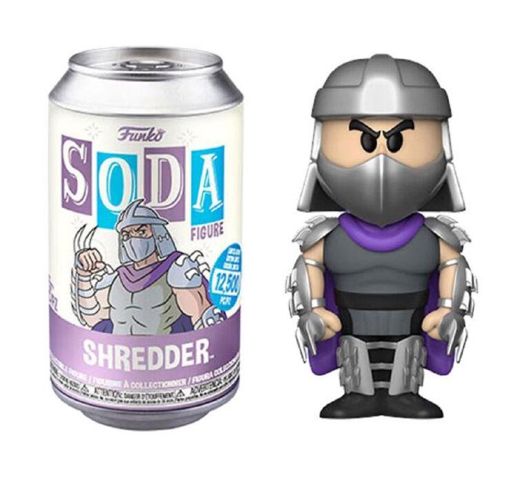 Figurine en Vinyle Shredder par Funko SODA Teenage Mutant Ninja Turtles