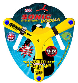 Sonic Booma Sports Boomerang - Yellow
