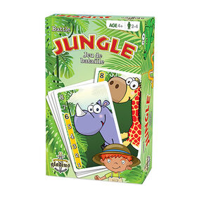 Jungle Battle Game