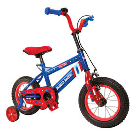 Rugged Racer 12 Inch Kids Bike with Training Wheels- Captain America - English Edition