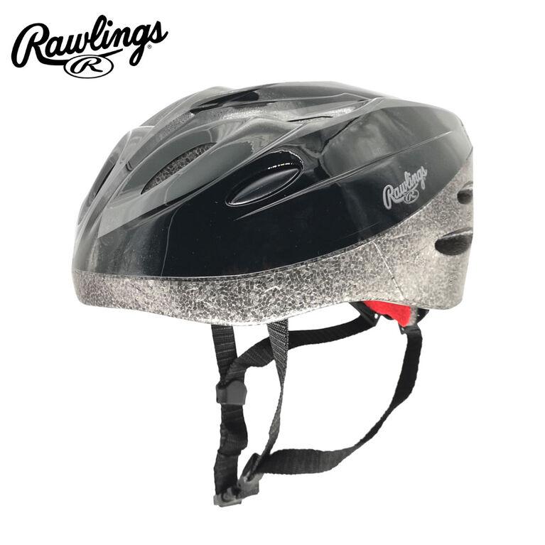 Casque De Vélo Rawlings Jeunesse / Adulte - Réglable Noir