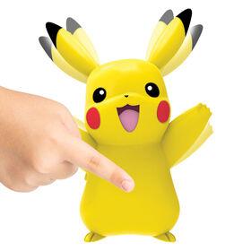 Pokémon Deluxe Feature Figure - My Partner Pikachu