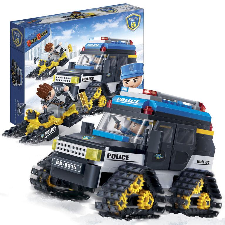 BanBao - Police Snowcar (7007)