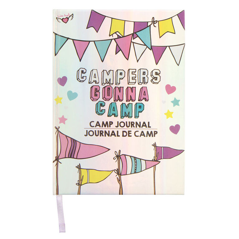 Fashion Angels - Campers Gonna Camp Journal