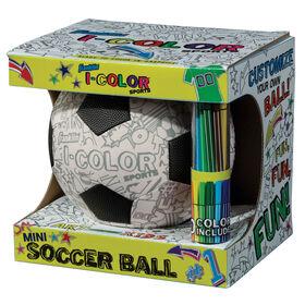 Franklin Sports I-Color Mini Soccer Ball