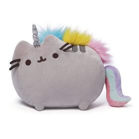 GUND Pusheenicorn Plush Stuffed Animal Rainbow Cat Unicorn, 13 Inch