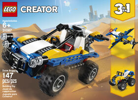 Le buggy des dunes LEGO Creator 31087