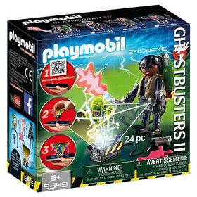 Playmobil - Ghostbusters  Winston Zeddemore