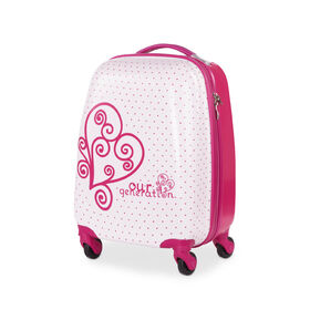 Our Generation, Carry On Dreaming!, 16-inch Luggage for Kids - English Edition