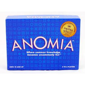 Anomia Card Game - English Edition