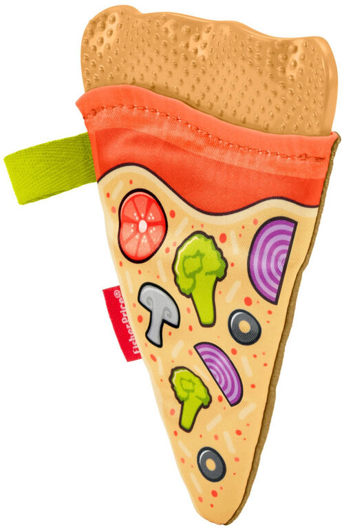 Fisher-Price - Pointe de pizza à mordiller