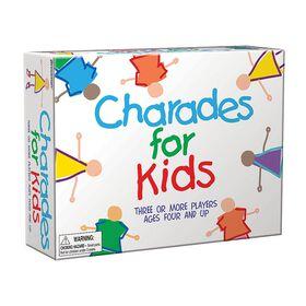 Charades for Kids Games