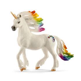 Schleich - Rainbow Unicorn Stallion - Multi