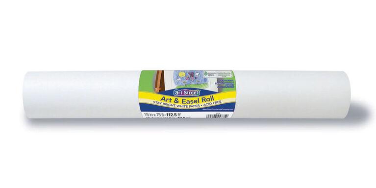 Pacon - Rouleau de papier pour chevalet  45,7 cm x 22,9 m