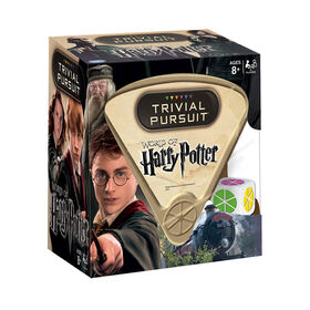 Jeu Trivial Pursuit: World of Harry Potter