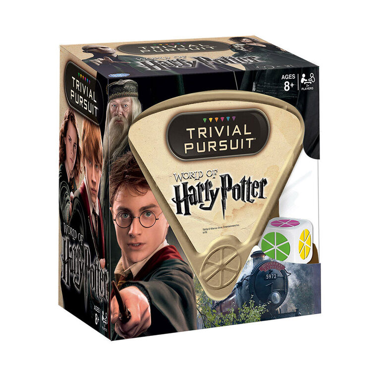 Trivial Pursuit Game: World of Harry Potter