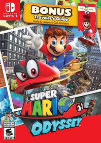 Nintendo Switch - Super Mario Odyssey: Starter Pack