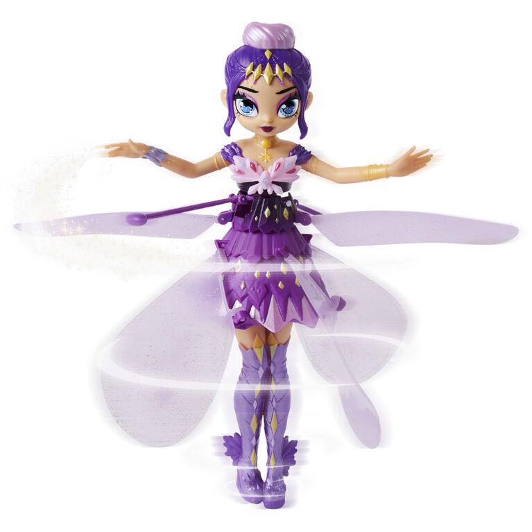 Hatchimals Pixies, Crystal Flyers, Figurine de fée magique volante