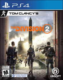 Tom Clancy's The Division 2 - PlayStation 4