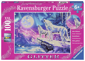 Ravensburger: 13600 Twilight Howl Jigsaw Puzzle 100 Piece