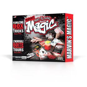 Marvin's Magic Mind Blowing Magic Tricks