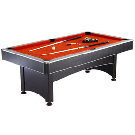 Maverick 7 foot Pool Table with Table Tennis