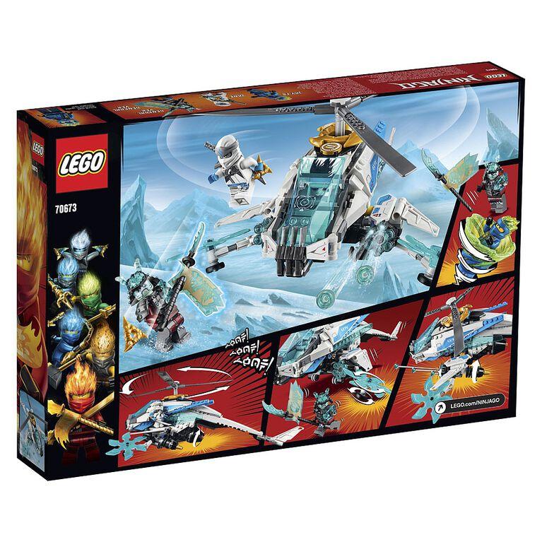 LEGO Ninjago Le ShuriCopter 70673