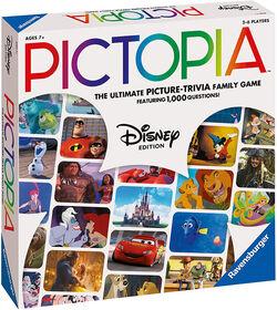 Ravensburger - Pictopia: Disney Edition - English Only