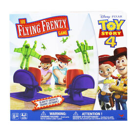Disney Pixar Toy Story 4 Flying Frenzy Game