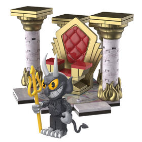 Cuphead Devil's Throne Small Construction Set