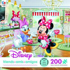 Ceaco Disney Friends - Cafe Jigsaw Puzzle 200 Piece