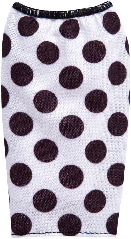 Barbie Polka Dot Pencil Skirt Fashion Pack