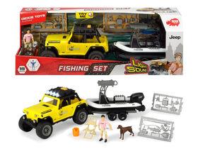 Dickie Toys - Playlife - Fishing Set