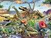 Howard Robinson - Dinosaurius 500 Pieces - 3D Puzzles