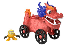 Fisher-Price Imaginext - Minions - Costume de Dragon