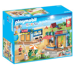 Playmobil Large Campground 70087