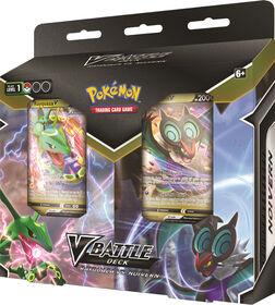 Pokemon V Battle Deck- Rayquaza Vs Noivern - English Edition