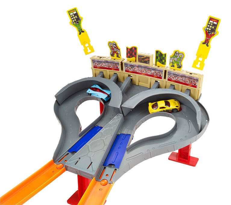 Circuit Super Speed Race de Hot Wheels.