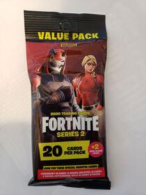 2020 Panini Fortnite Series 2 Fat Pack - English Edition