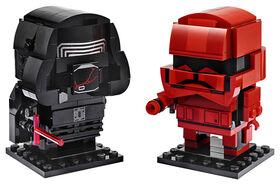 LEGO Star Wars  Kylo Ren  et soldat Sith 75232