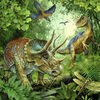 Dinosaur Fascination - 49 Piece Puzzle